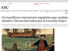 32 científicos e inventores españoles que cambiaron el mundo.