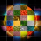 Múltiples formas de ver el Sol desde la sonda espacial SDO (I)